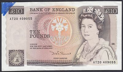 England Great Britain: 10 Pounds Pfund (P-379c)