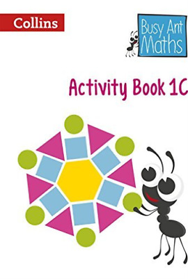 Busy Ant Maths Ab 1C (UK IMPORT) BOOK NEW