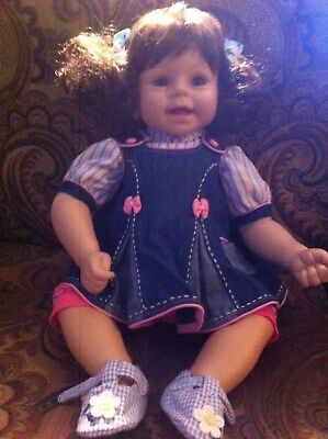 ADORA NAME YOUR BABY DOLL  22 inch