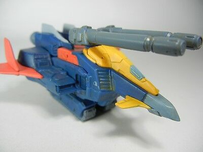 """Gundam Gashapon S.O.G Ex. """"G Fighter with Core Fighter """" 1/300 Series BANDAI"""