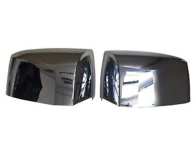 Volvo Vnl Vn Hood Mirror Chrome Cover 630 670 730 780