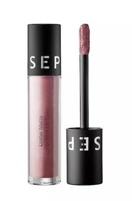 Sephora Collection Luster Matte Long Wear Lip Color Fig Luster 0.14 oz Full Size