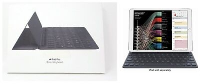 Genuine Apple Smart Keyboard for Apple iPad Pro 10.5 inch MPTL2LL/A Gray A1829