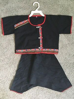 Myanmar Little Boy's Costume, ca1995