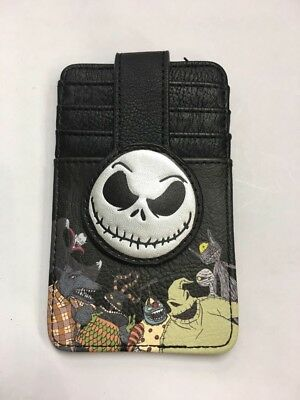 Loungefly Nightmare Before Christmas ID Card Holder 25 Years Anniversary Special
