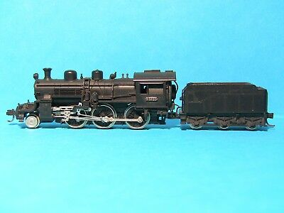 N SCALE - KATO (JNR) Type C50 4-6-0 steam loco with MTL couplings