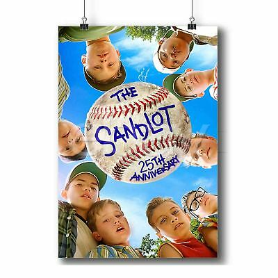 The Sandlot Custom Poster New Print Wall Decor Art Personalized