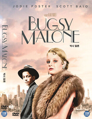 Bugsy Malone / Alan Parker (1976) - DVD new