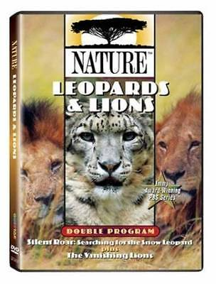 Nature: Leopards and Lions by Nature