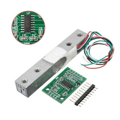 Scale Load Cell Weight Weighing Sensor Hx711 Ad Module Metalshied 2//5//10//20K jb