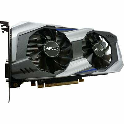 GTX1060 Nvidia Geforce GTX 1060 OC Version mit 3 GB Ram KFA2