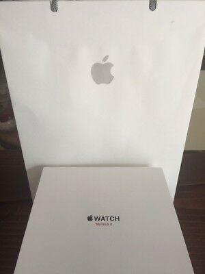 Apple Watch 3 Box Only With Apple Bag