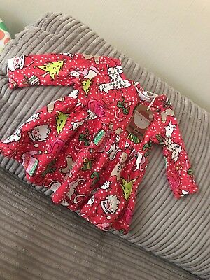 Baby Girls Next Christmas Dress Bnwt 3-6 Months