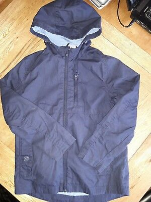 Boys lined Hooded Jacket age 9-10 years from George
