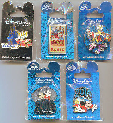 Pin Disneyland Paris DLP