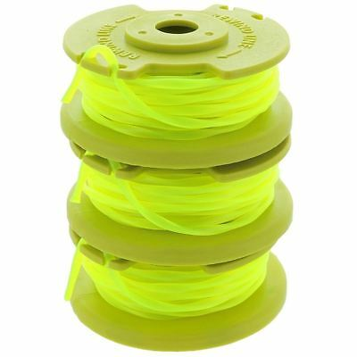For Ryobi One PLUS AC80RL3 OEM .080 Inch Twisted Line and Spool Replacement f IW