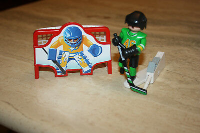 Playmobil Sports  - 6192 - Eishockey-Torschusstraining Adventskalender