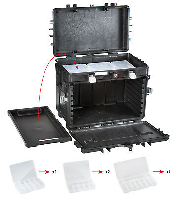 Valise Caisse ALL IN ONE AI1 chariot - Gt line coffre porte-outils