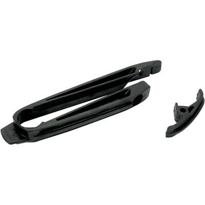UFO Replacement Chain Slider Black KTM 125 525 SX/SXF 07-10, 125 525 EXC 08-11