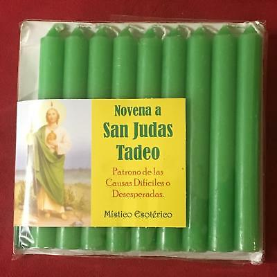 Novena San Judas Tadeo Oracion - 9 Candles Oration - Ritual - Spell - Esoteric