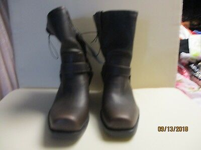 Cherokee ( Dani Brown) Boots  SIZE 4 (Brand New in Box)