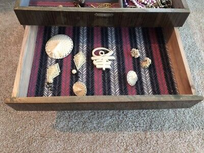 Japanese Vintage Ivory Jewelry Collection 1961-62 - 8 Pieces