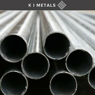 Mild Steel Circular Hollow Tube | Circular Hollow Section |Length 250mm - 3000mm
