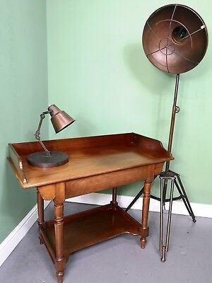 An Antique Early 19th Century Mahogany Washstand Hall Table ~Delivery Available~