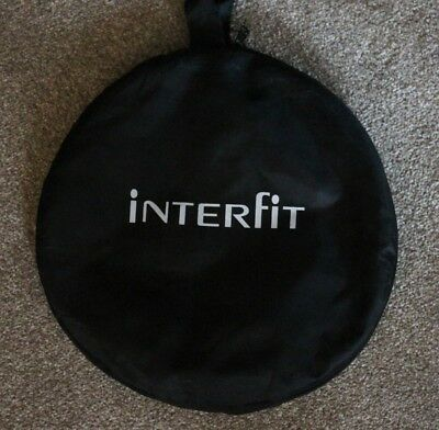 Interfit  Interfit INT268 Collapsible 32-Inch Reflector (Silver)