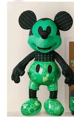 PREORDER DISNEY STORE Mickey Mouse memories PLUSH OCTOBER DOLL LE