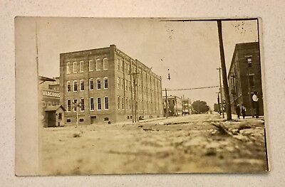 NEWBERRY SHOE COMPANY MFRS HIGH GRADE SHOES, was Located In Huntington WV rppc