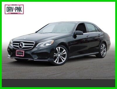 2014 Mercedes-Benz E-Class E 350 Sport 2014 E 350 Sport Used 3.5L V6 24V Automatic Rear Wheel Drive Sedan Premium