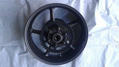 triumph 675 06-10 rear wheel