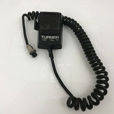 TURNER ROADKING ROAD King 76 CB Radio Power Microphone L@@K