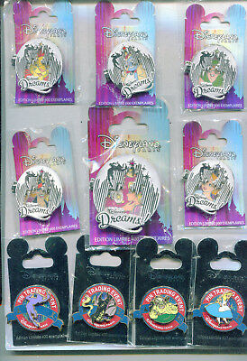 Pin Disneyland Paris DLP Pin event Disney Dreams du 19 septembre 2015