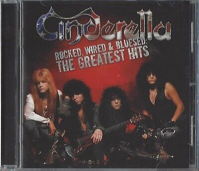 Cinderella / Rocked, Wired & Bluesed: The Greatest Hits * New Cd * Neu