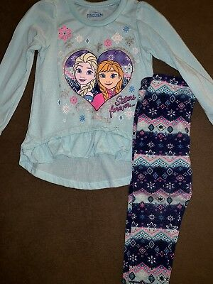Girls Frozen Outfit 2T