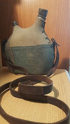 WWI french canteen ID'D on the bottom