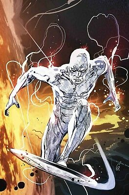 DEFENDERS SILVER SURFER #1 ($4.99 cover) - 12/12/18