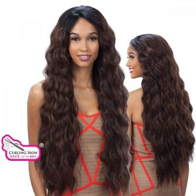 Freetress Equal Eternity Collection Lace Front Wig Extra Long Wavy - Mine 31""