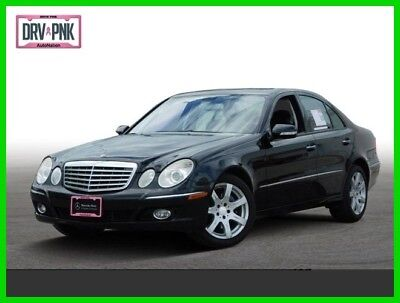 2008 Mercedes-Benz E-Class Sport 3.5L 2008 Sport 3.5L Used 3.5L V6 24V Automatic All Wheel Drive Sedan Premium