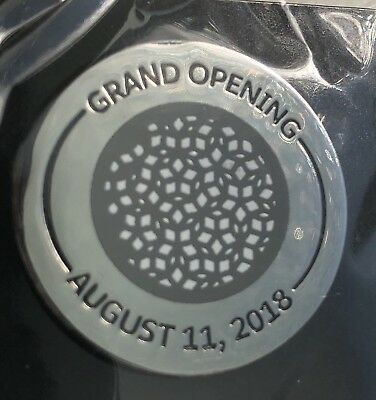 SF Commemorative Salesforce Transbay Terminal Aug. '18 Opening Day Pin Unopened