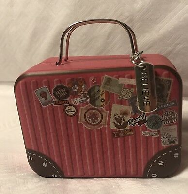 Christmas Elf Traveling Suitcase For Girl Elves