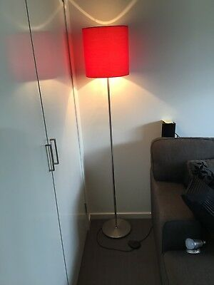 standard floor lamp With Shade
