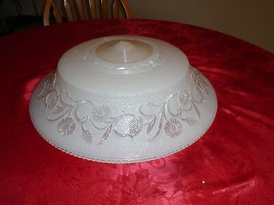 Vintage Art Deco Ceiling Light Lamp Shade Cover Fixture