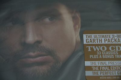 Garth Brooks: The Ultimate Hits 2-CD Set
