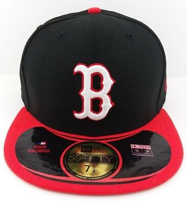 Boston Red Sox MLB New Era 59FIFTY fitted/hat/cap/Diamond Mesh/bright Orange