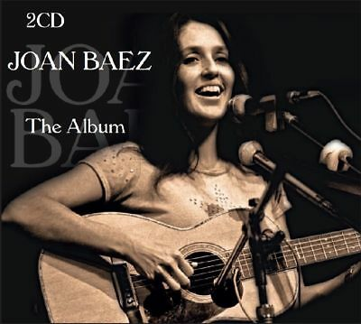 "Joan Baez - The Album Docd (27 Songs) Incl.""house Of The Rising Sun"" / Neu & Ovp"