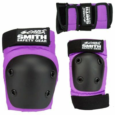 Smith Scabs Youth Tri Pack Purple