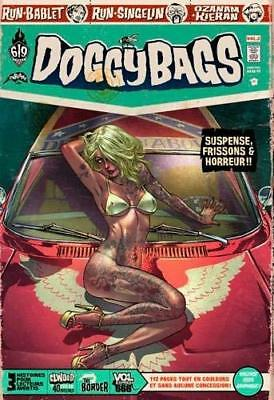 Doggybags Vol.2 MAUDOUX Florent Ankama editions Francais 112 pages Broche